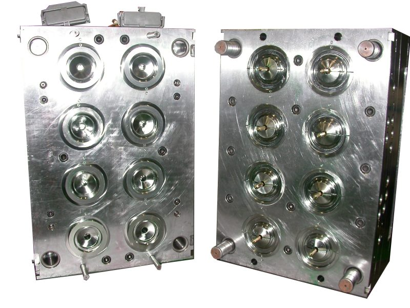 picture of High Volume Plastic Mould