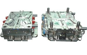 picture of Precision Plastic Injection Mold