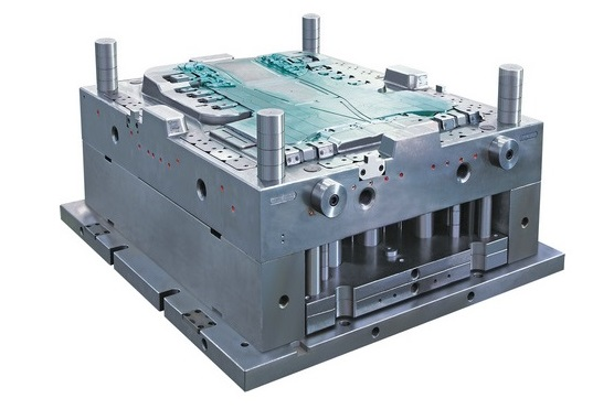 our injection mould picture
