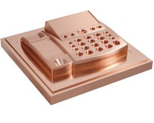 copper electronode